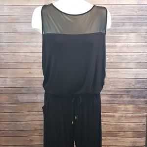 LA BLANCA Cover-up Jumpsuit size L
